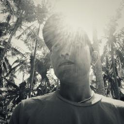 style blackandwhite me portrait photography