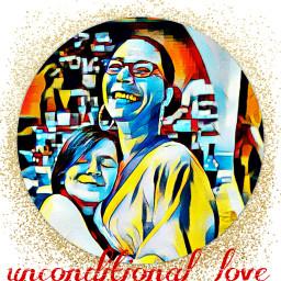 mother trurelove colorful love people