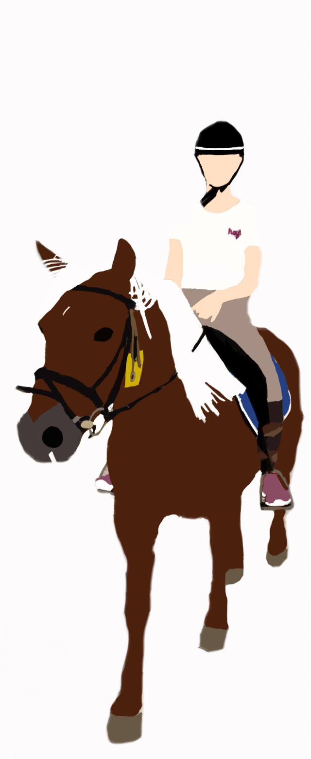 #horse #rider #love #✨❤️✨ #draw #forafriend