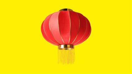 freetoedit lantern object yellow red