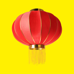 freetoedit lantern object yellow red