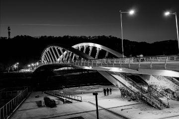 rome city bridge cityscape roma