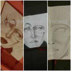 art abstract pencil artistic artist