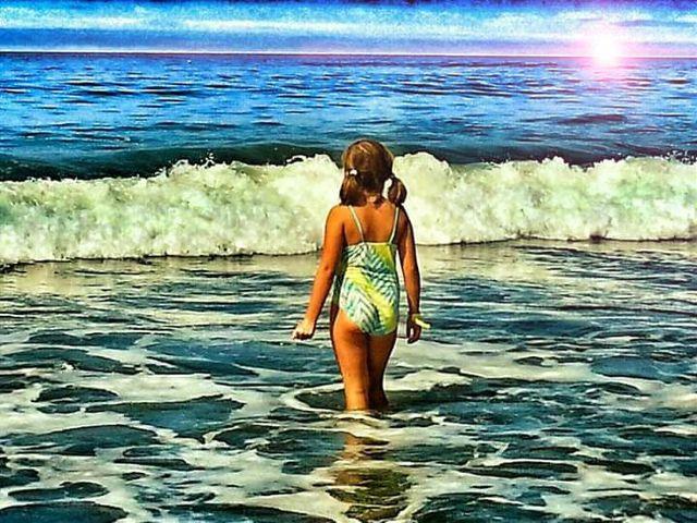 freetoedit sunset beach oceanview water
