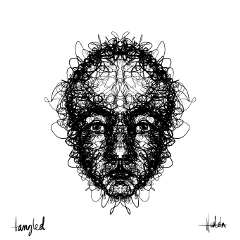 digitaldrawing blackandwhite portrait drawing emotions