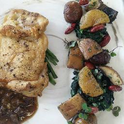 turkey gibletsauce chef chefnung