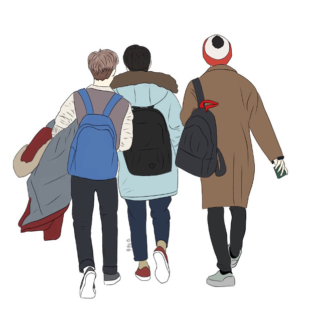 @pa thanks for featuring!  #FreeToEdit #nct #nctdream #jeno #chenle #mark #marklee #nct_mark #nct_jeno #nct_chenle #kpop #art #drawing #lineart #people #fashion