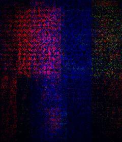 waveplay blue wall texture abstract