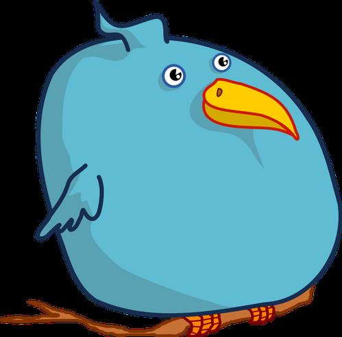 #FreeToEdit #ftestickers #fat #bird