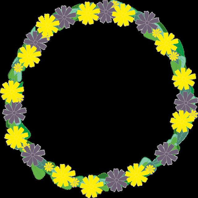 #FreeToEdit #ftestickers #flowers #frame